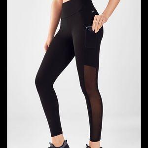 Fabletics Mila Powerhold High Waist Legging Pocket